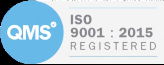 QMS Logo iso 9001