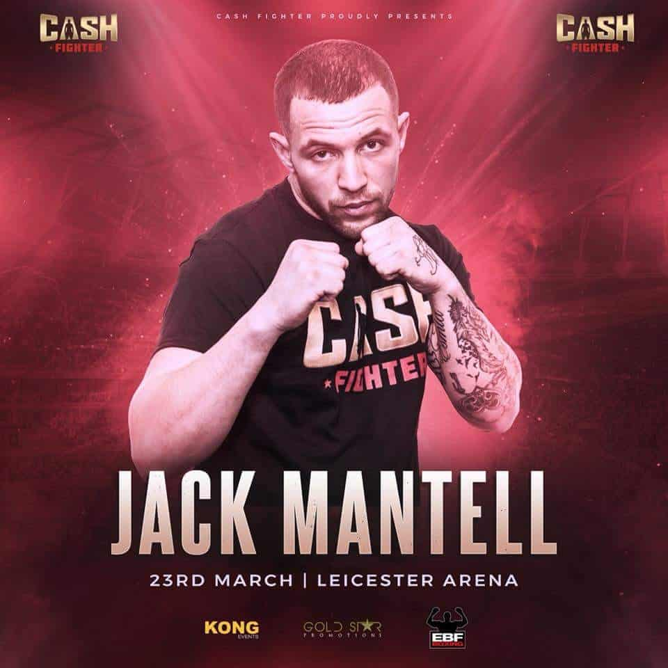 Jack 'the Machine' Mantell Cashfighter