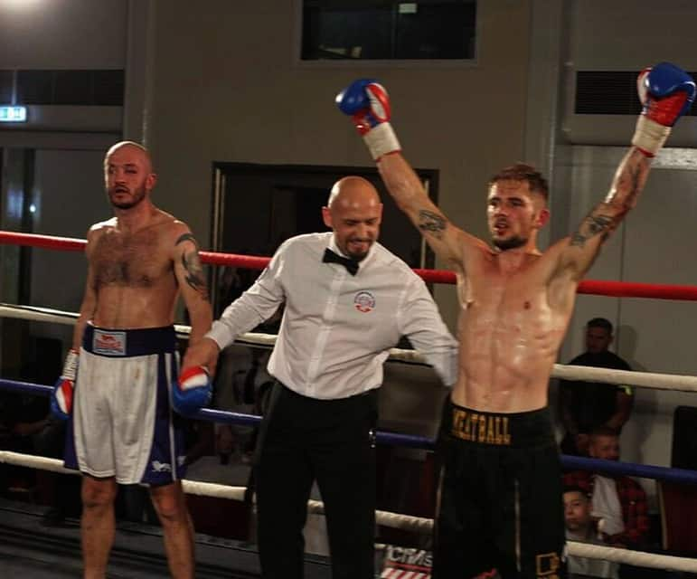 Paul Thomson Professional Victory