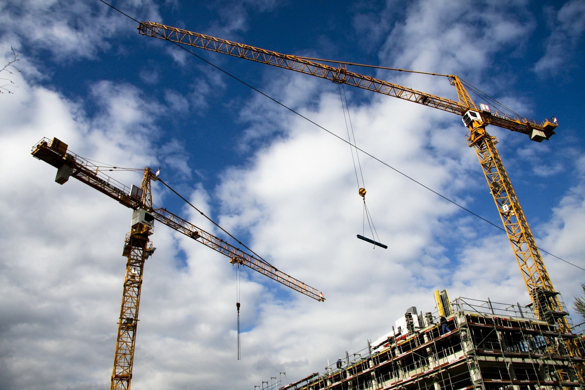Reverse VAT charge for construction businesses